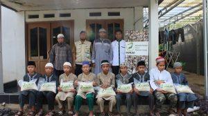 Ponpes Yatim & Dhuafa Kp. Ciherang Sawah Rt. 04/11 Desa. Ciherang Kec. Dramaga Kab. Bogor-Jawa Barat.