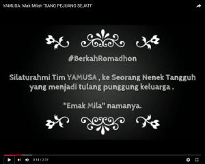 """""""Mak Milah Sang pejuang Sejati"""" ANDA HARUS NONTON!!! KALO ENGGA BACA!!!"""