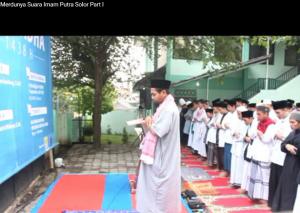 """""""Merdunya Suara BAcaan Al-Qur'an Ketua YAMUSA"""" part I"""