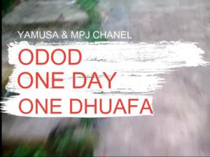 Tebar Pangan Yamusa One Day One Dhuafa