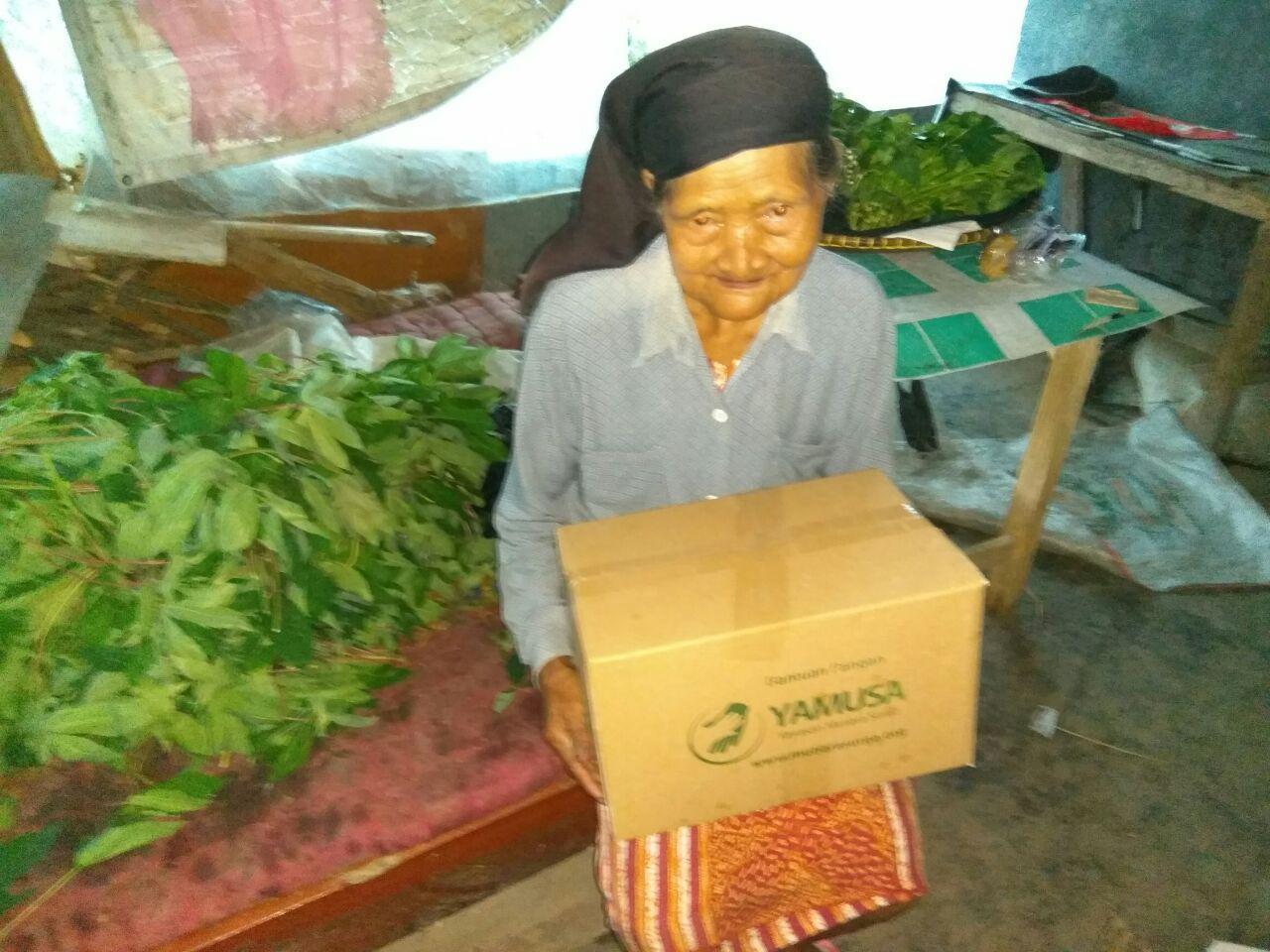 Update Kisah Mak Ani (Nenek Sebatang Kara Sang Pejuang)