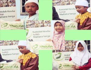 Distribusi di kp. Sukamanah Rt. 01/02 Tamansari-Bogor