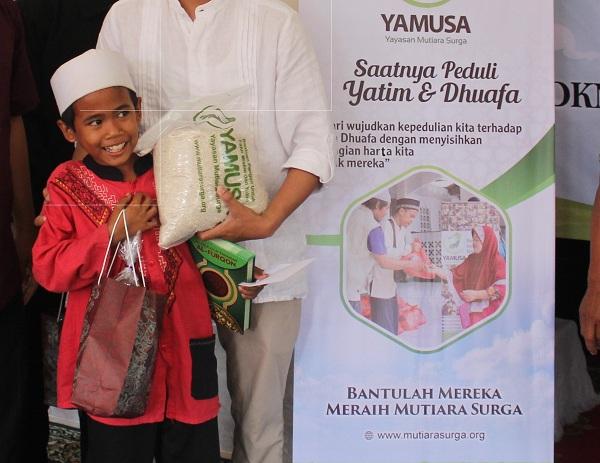 YAMUSA Bersinergi Bersama Para Maha Siswa KKM STAI AL HIDAYAH Bogor