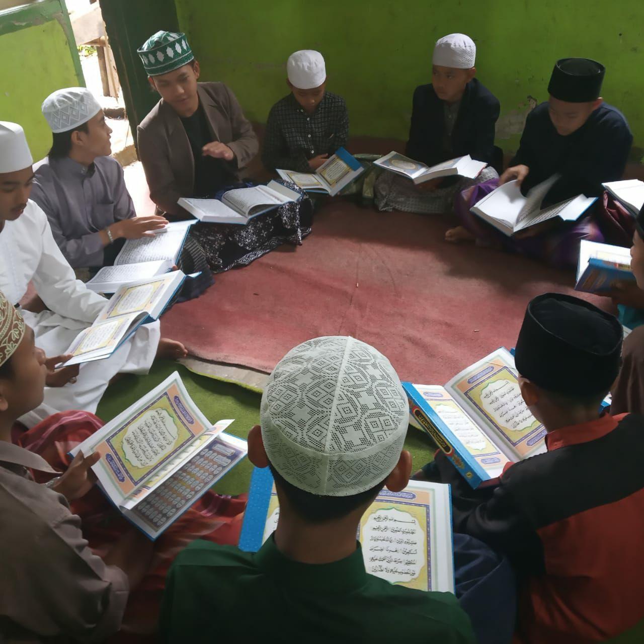 Bantuan untuk Ponpes Tahfidz Jauhar Awwal