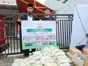 Distribusi Pangan untuk Rumah Quran Tajur Bogor
