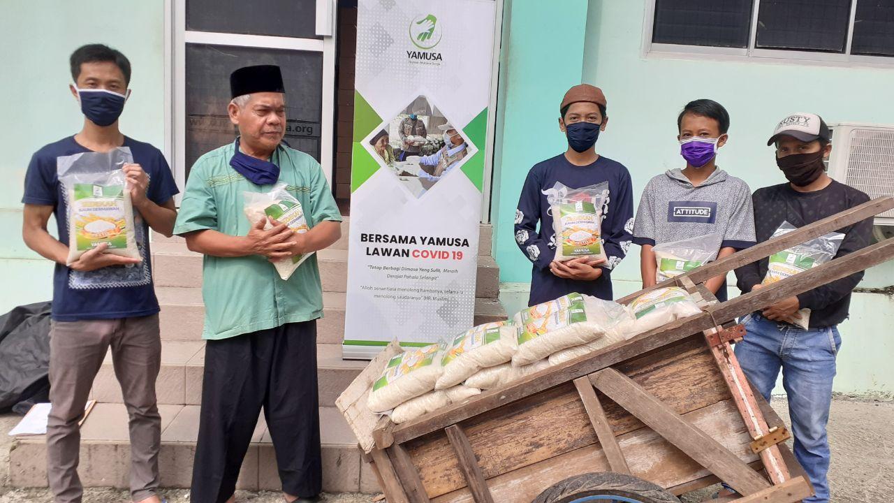Yamusa Tebat Pangan di Tamansari Bogor