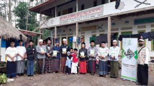 Berbagi Pangan Untuk Santri Penghafal Al-Quran di Ponpes Al-Ihsan