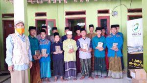 Bantuan Mushaf Al-Qur'an untuk Ponpes Maarul Mubtadi'in Kab Bogor