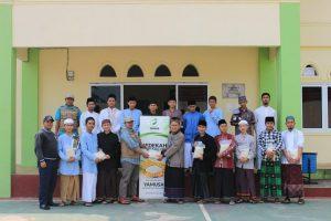 Bantuan Pangan untuk Santri Penghafal Al-Quran Cisarua Bogor