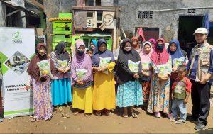 Bantuan untuk Warga Desa Sukaraja Bogor