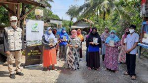 Distribusi Mushaf Al-Qur'an ke Wilayah Cibinong Bogor