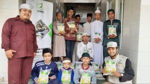 Yamusa Berbagi Pangan di Bojonggede Bogor