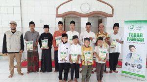 Yamusa Berbagi Pangan untuk Ponpes Yatim Nurul Huda