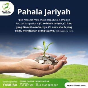 Pahala Jariyah