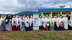 Bantuan Pangan untuk Para Santri Ponpes Daruzzahra