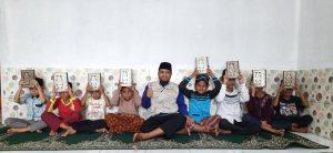 Wakaf Al-Qur'an untuk TPA Nurul Huda Kab Bandung Barat
