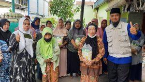 Paket Pangan untuk Dhuafa di Kec Babakan Ciparay Bandung