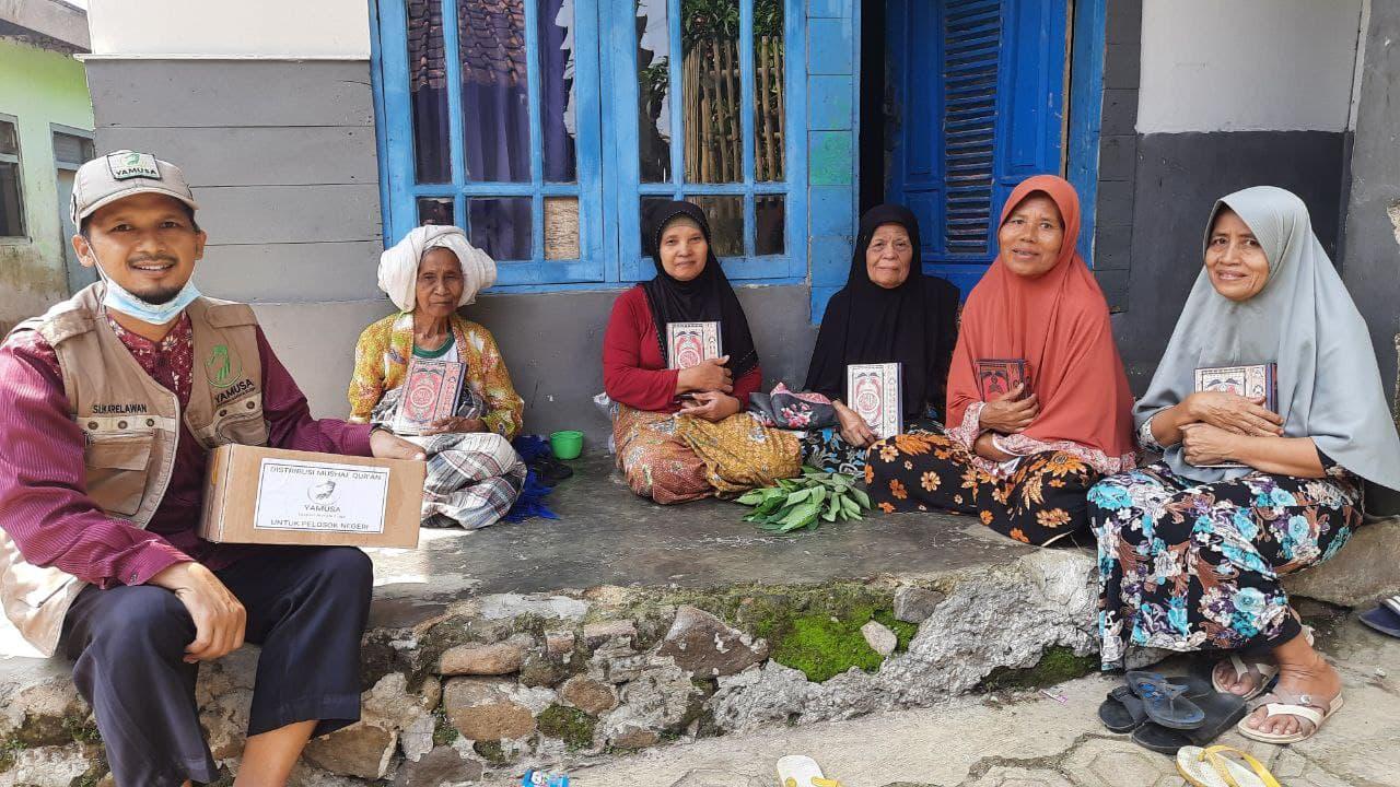 Bantuan untuk Para Janda Jompo Kab Bandung